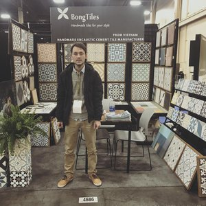 BongTiles joined The International Surface Event in USA